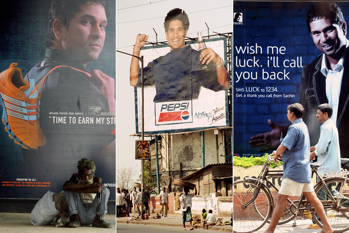 What would cricket advertising in India have been without Sachin Tendulkar?