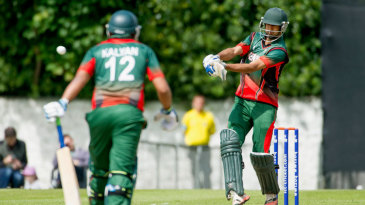 Irfan Karim struck a 26-ball 46