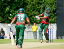 Irfan Karim struck a 26-ball 46, Scotland v Kenya, World T20 Qualifier, Edinburgh, July 14, 2015
