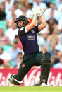 Geraint Jones swings through the off side, Surrey v Gloucestershire, NatWest T20 Blast South Group, July 1, 2015