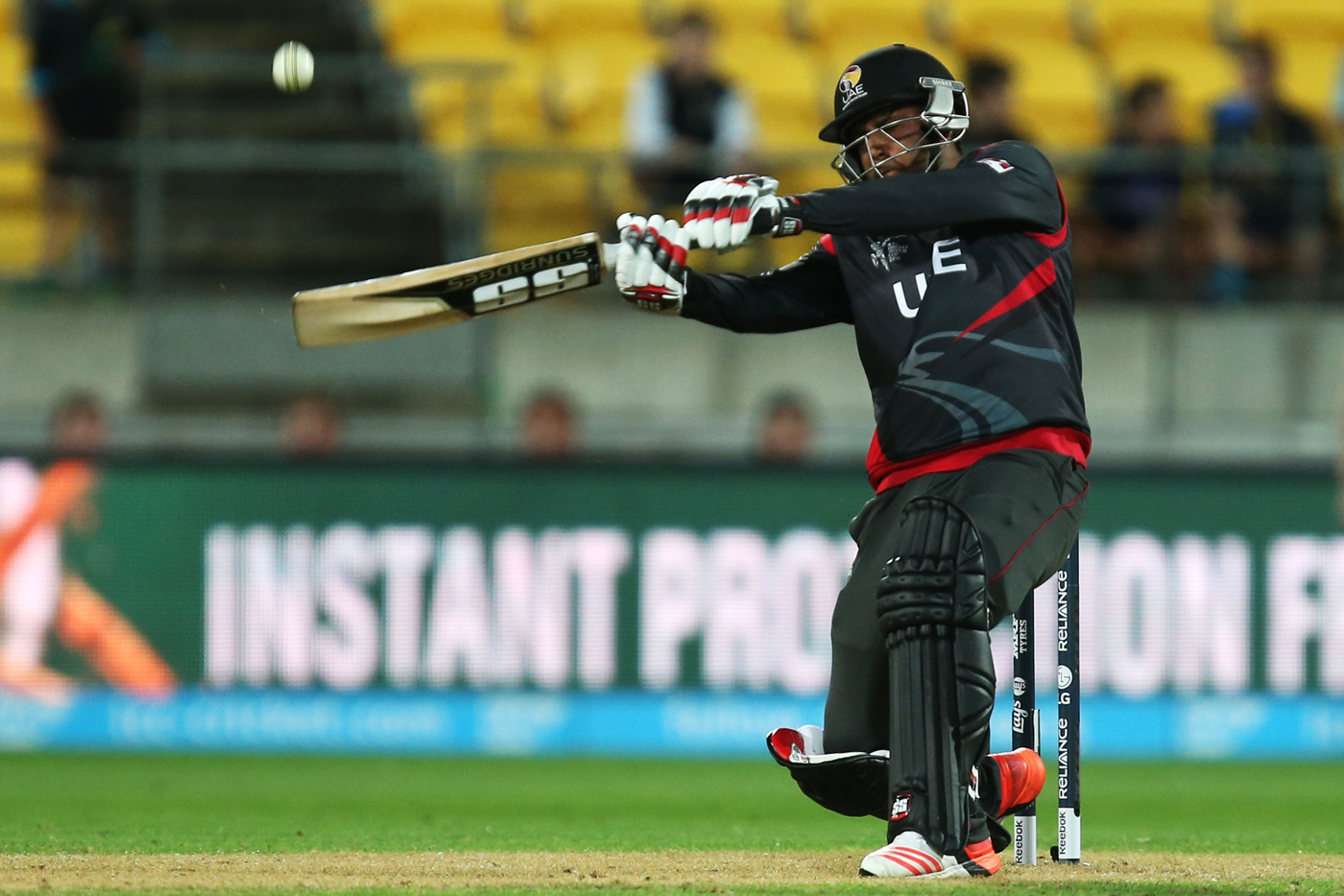 Naveed: beware the fast bowler with bat in hand