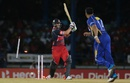 Jacques Kallis was bowled for 49, Trinidad & Tobago Red Steel v Barbados Tridents, CPL 2015, Port-of-Spain, July 16, 2015