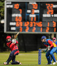 Jonty Jenner hit an unbeaten 52-ball 90, Jersey v Namibia, World T20 Qualifier, July 17, 2015