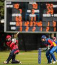 Jonty Jenner hit an unbeaten 52-ball 90, Jersey v Namibia, World T20 Qualifier, July 17, 2015