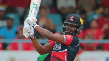 Darren Bravo hammered five sixes in the 15 balls he faced