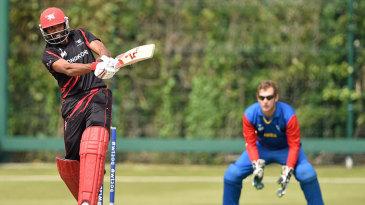 Irfan Ahmed smashed a 55-ball 98