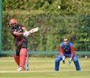 Irfan Ahmed smashed a 55-ball 98, Hong Kong v Namibia, World T20 Qualifier, Dublin, July 19, 2015