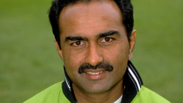 Aasif Karim at the 1999 World Cup