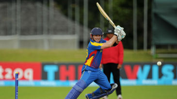 Craig Williams top-scored for Namibia with a 32-ball 43