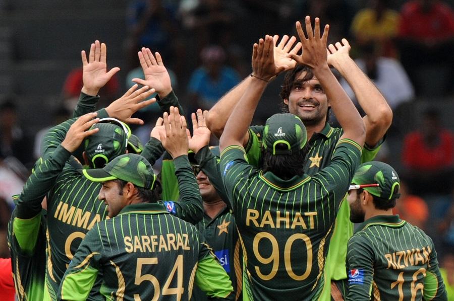 Pakistan No. 3 in ICC T20 Championship