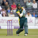 Elyse Villani help Australia to a solid start, England Women v Australia Women, 2nd ODI, Bristol, July 23, 2015
