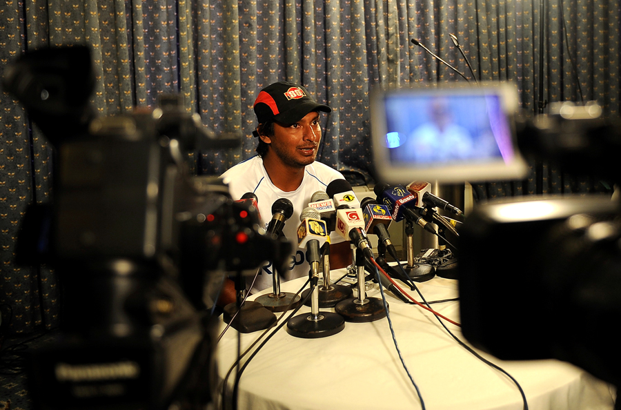 When Sangakkara speaks, the cricket world listens