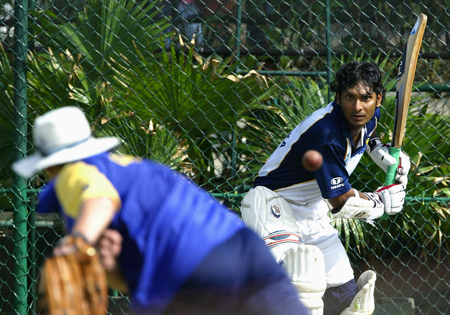 Early in his international career, Sangakkara had his fair share of troubles against the slower bowlers. It took practice, focus, and a willingness to reshape his batting for him to get to where he is today