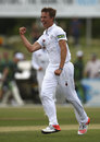 Will Davis enjoyed a memorable debut, Derbyshire v Australians, Tour match, Derby, 1st day, July 23, 2015