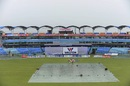 Rain washed out the fourth day, Bangladesh v South Africa, 1st Test, Chittagong, 4th day, July 24, 2015