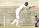 Abhinav Mukund flicks the ball through the leg side, India A v Australia A, 1st unofficial Test, Chennai, 3rd day, July 24, 2015