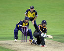 Alex Lees guided Yorkshire's chase, Yorkshire v Birmingham, NatWest T20 Blast, North Group, Headingley, July 24, 2015