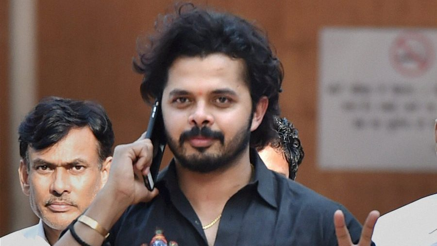 BCCI to appeal against Kerala High Court order on Sreesanth ban