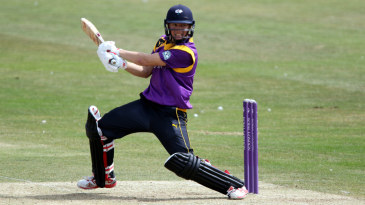 Gary Ballance made 31 on his return to Yorkshire colours