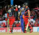 Kamran Akmal and Cameron Delport added 102 for the second wicket for Red Steel, Trinidad & Tobago Red Steel v Barbados Tridents, CPL 2015, final, Port-of-Spain, July 26, 2015