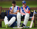 Alastair Cook and Ian Bell face different pressures in the third Test, Edgbaston, July 27, 2015