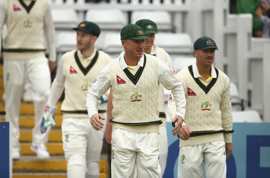 Nevill chosen over Haddin for third Test