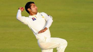 Bilawal Bhatti runs in