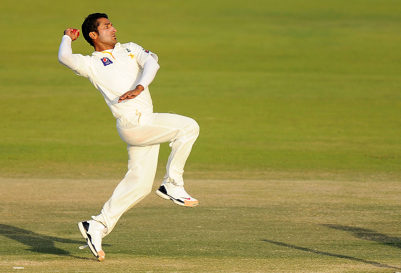 Bilawal Bhatti impresses with 6/38 in the Quaid-e-Azam Trophy
