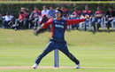 Shakti Gauchan went wicketless against Scotland, Scotland v Nepal, ICC World Cricket League Championship, Ayr, July 29, 2015