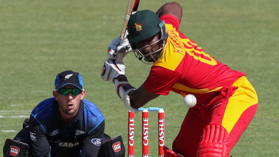 New Zealand in Zimbabwe