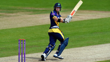 Colin Ingram struck a half-century