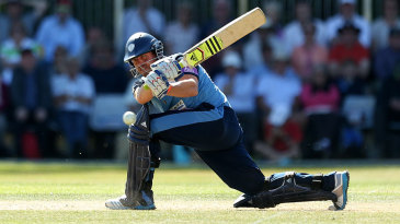 Wes Durston's hundred was not enough