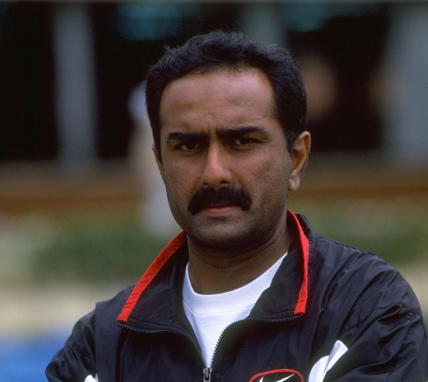 Aasif Karim portrait