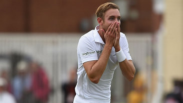 Stuart Broad's reaction tells you how good Ben Stokes' catch was