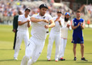 England toast Ashes success