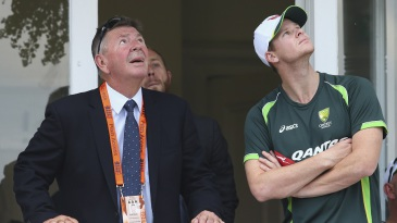 Rod Marsh and Steven Smith have an uphill task ahead
