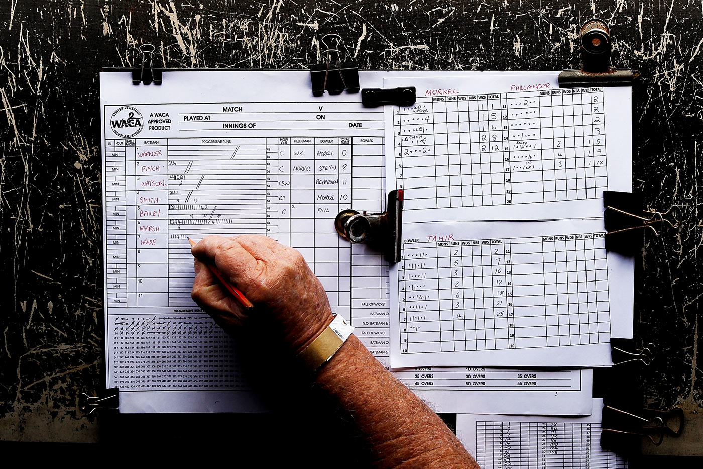 Anantha Narayanan uses runs per Test to show consistency of