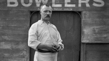 Former England left-arm spinner Bobby Peel