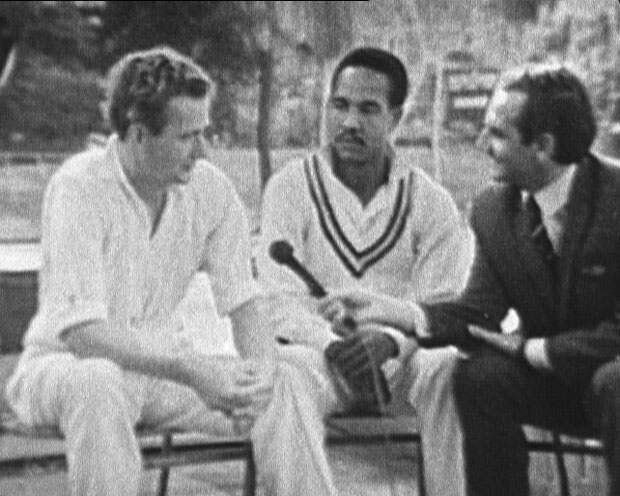 Nash and Sobers interviewed after the record