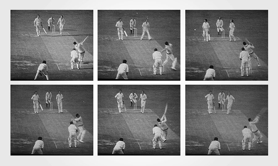 Six times six, 35 years before the birth of T20