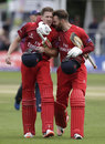 James Faulkner kept his nerve to send Lancashire through on fewer wickets lost, Kent v Lancashire, NatWest T20 Blast quarter-final, Canterbury, August 15, 2015
