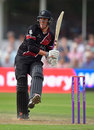 Craig Overton starred with bat and ball, Somerset v Surrey, Royal London Cup, Group A, Taunton, August 17, 2015