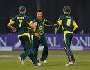 Jonte Pattison's three wickets sparked England's wobble, England U-19s v Australia U-19s, 3rd Youth ODI, Derby, August 17, 2015