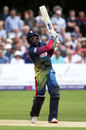 Daniel Bell-Drummond, Kent batsman, during NatWest Blast quarter-final against Kent at Canterbury, August 15, 2015