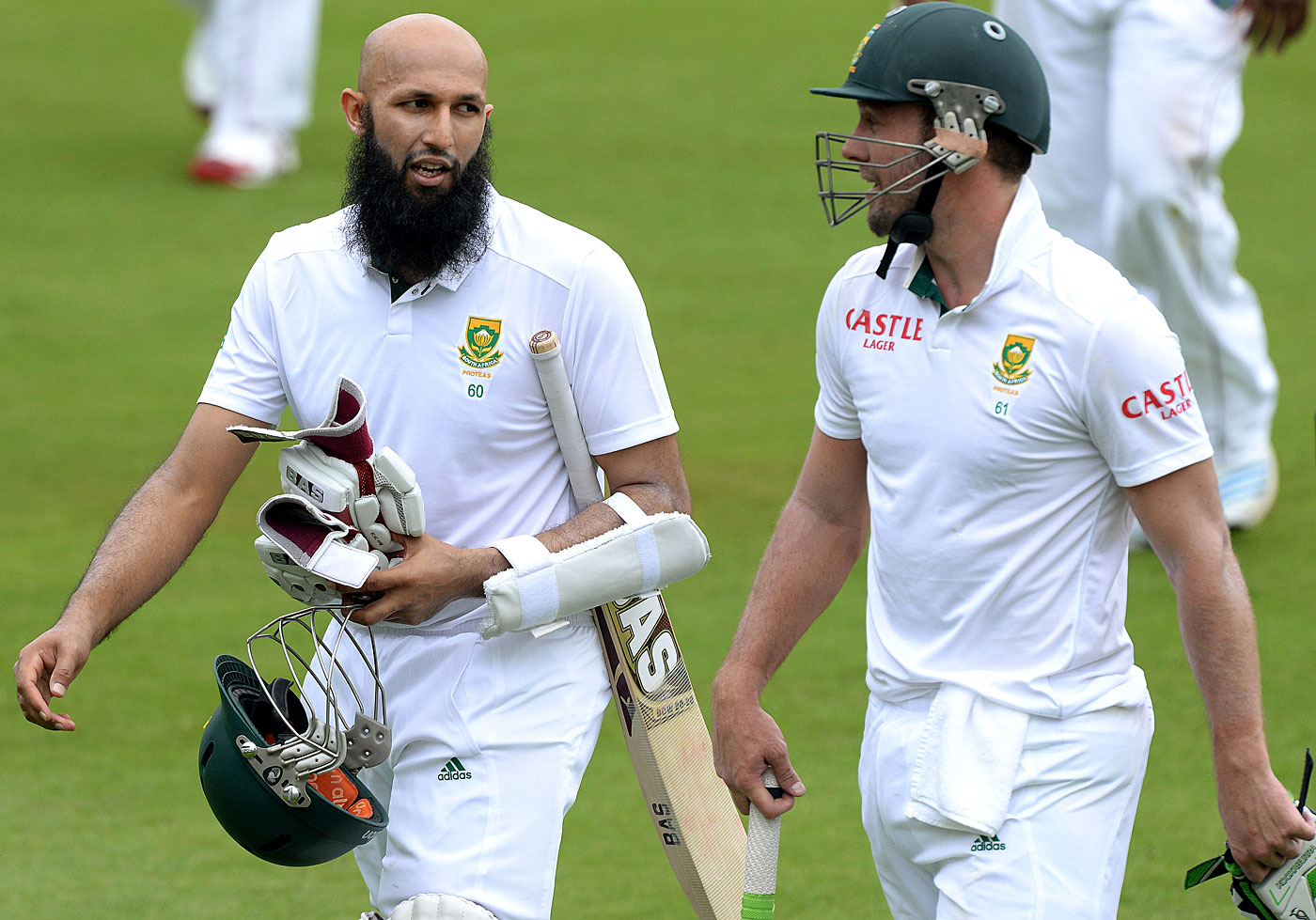 Amla and de Villiers both fail in the same innings so rarely that we aren't quite sure how the rest of South Africa's top six stand up to major pressure