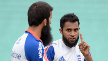 Time for the spin twins? Adil Rashid is an option to play alongside Moeen Ali at The Oval