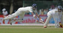 Fly Rahul fly: KL Rahul dives to complete the  second run to reach three figures, Sri Lanka v India, 2nd Test, P Sara Oval, Colombo, 1st day, August 20, 2015