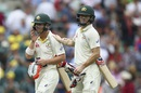 David Warner and Chris Rogers gave Australia a steady start, England v Australia, 5th Investec Ashes Test, The Oval, August 20, 2015