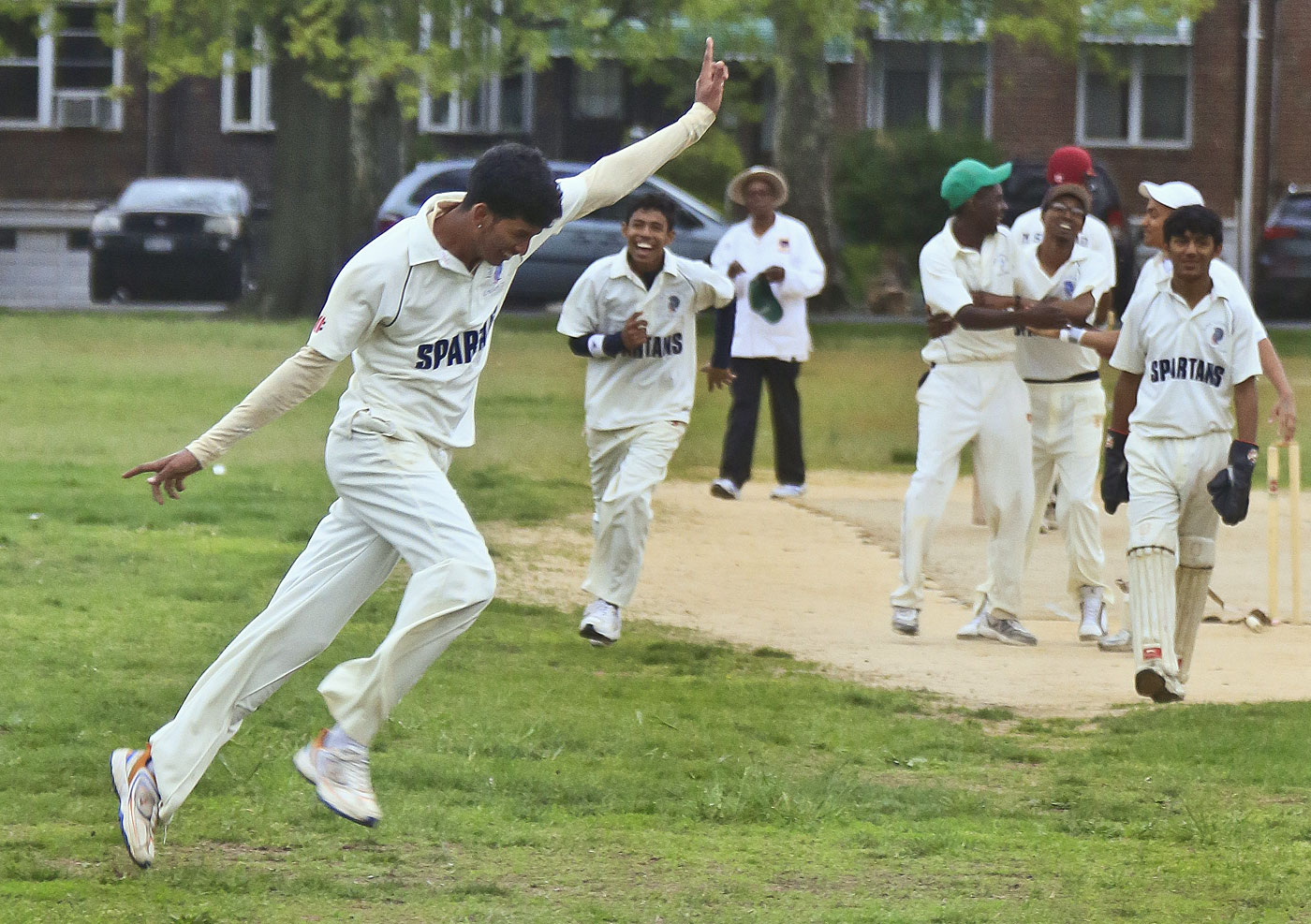The New York Public Schools Athletic League is one of the most popular cricket leagues in the country