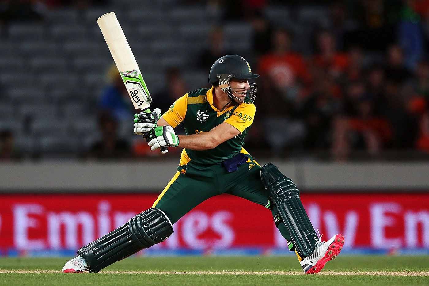Know ball, hit ball: AB de Villiers would be cricket's representative at an inter-planetary meet